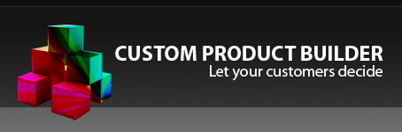 custom product builder application